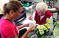 Occupational therapy in dementia