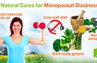 natural cures for menopausal
