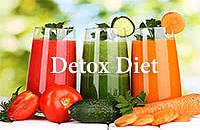 Detox diet - colon cleansing