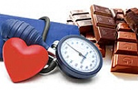 chocolate and blood pressure