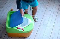 toilet training your child