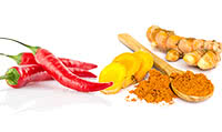 cayenne pepper ginger turmeric