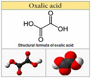 formula of oxalic acid